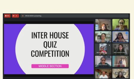 Middle School Inter-House Quiz 2021