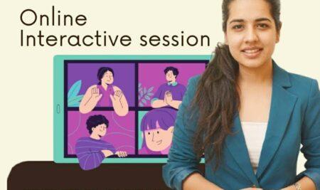 "Webinar on ""Mental Health Advocacy amongst Adolescents"""