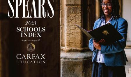 Spear's Schools Index 2021
